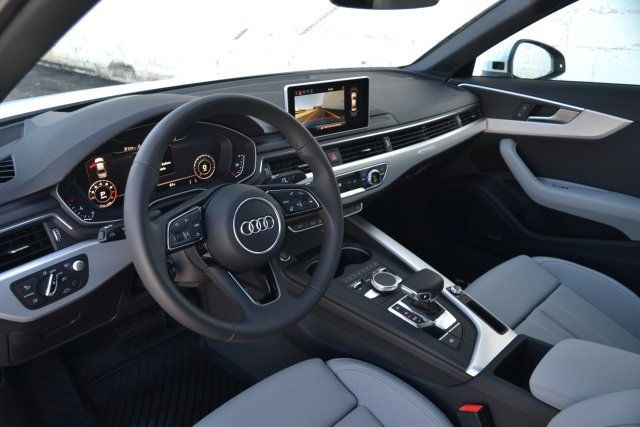 Rock Gray Int Pics With Sport Or Comfort Seats Audiworld