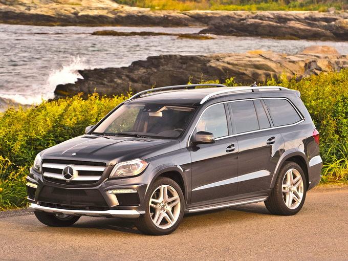 2016 Mercedes Benz Gl550 Deals Prices Incentives