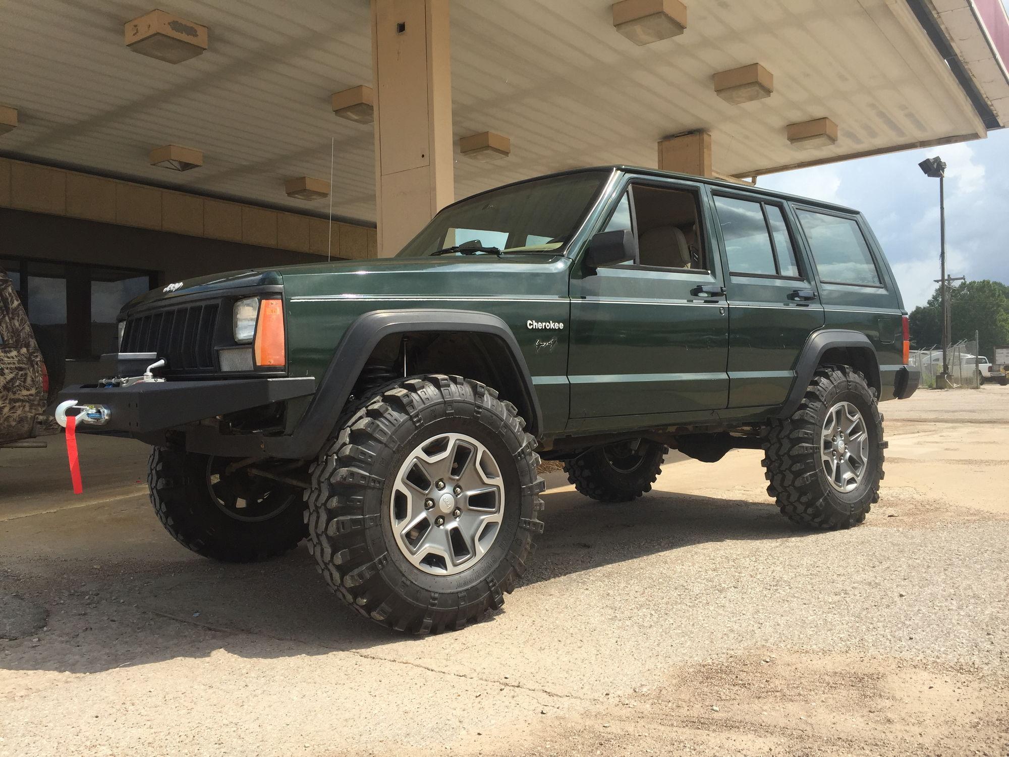 My Xj S Jeep Cherokee Forum