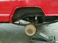 Drivers side went alittle better after realizing my screw up