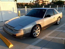 Two Tone S13 Coupe
