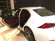 2017 Lexus IS 200T Purchase