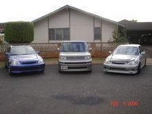 Garage - Civic Si