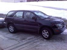 Garage - RX 300