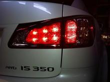 Garage - IS350