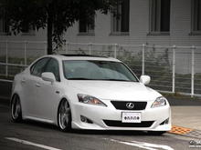 Lexus is Hydraulics