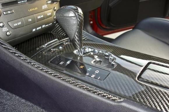 Lexus IS F 25h
