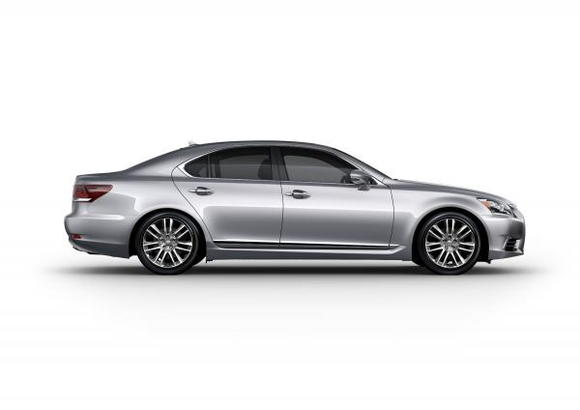 2013 Lexus LS 460 005