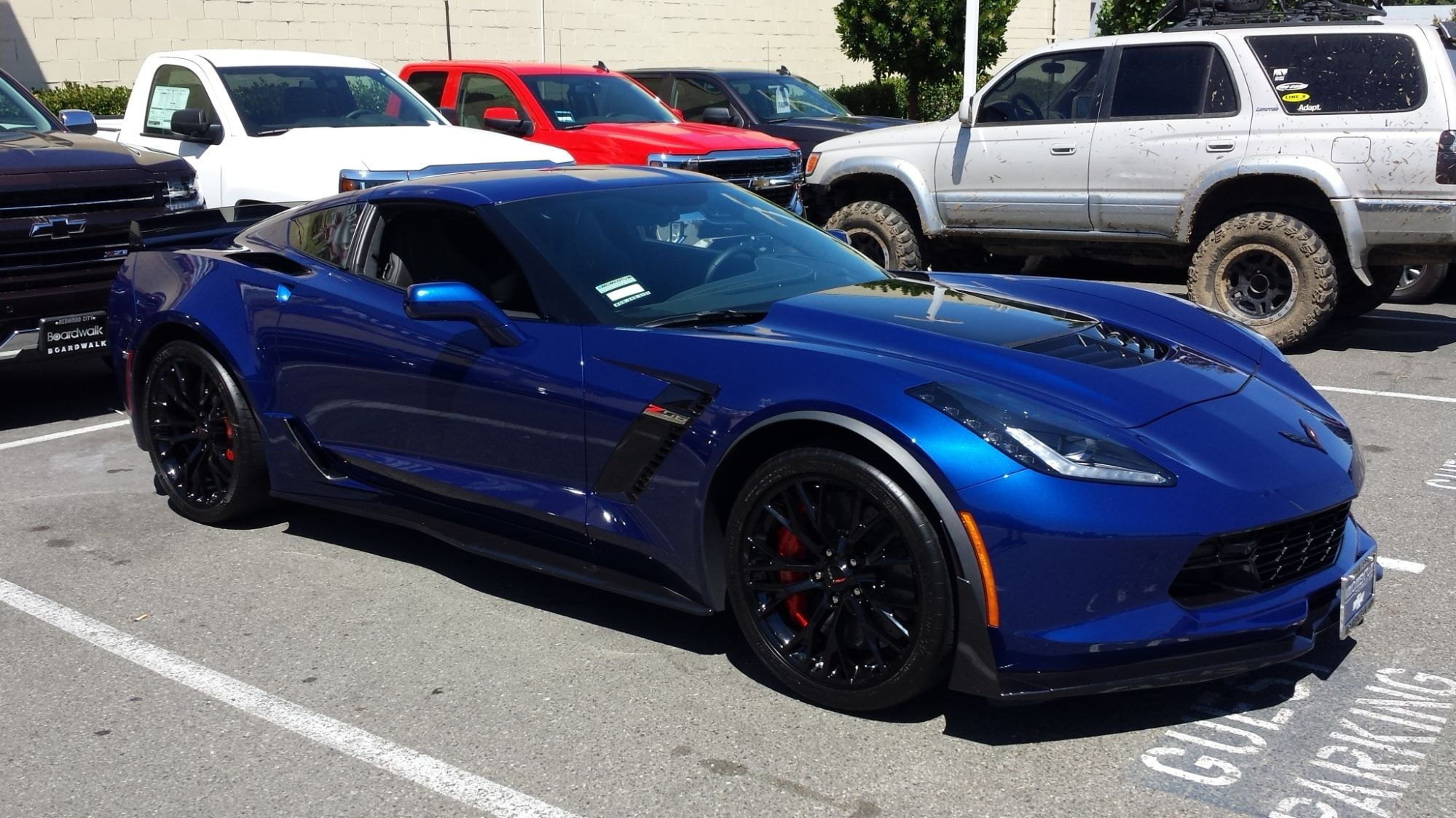 Official Admiral Blue Thread Page 3 Corvetteforum