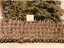 629th Medical Company, 36th Medical Battalion, Hanau, Germany