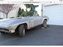 66 project car