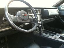 my vette003   Interior