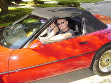 Me and My 86 Roadster