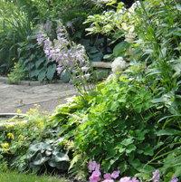birdbath (front garden)