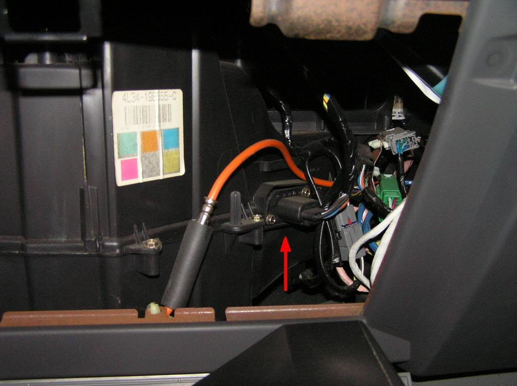 Fan on blower only works on high ford f150 forum for Blower motor only works on high speed