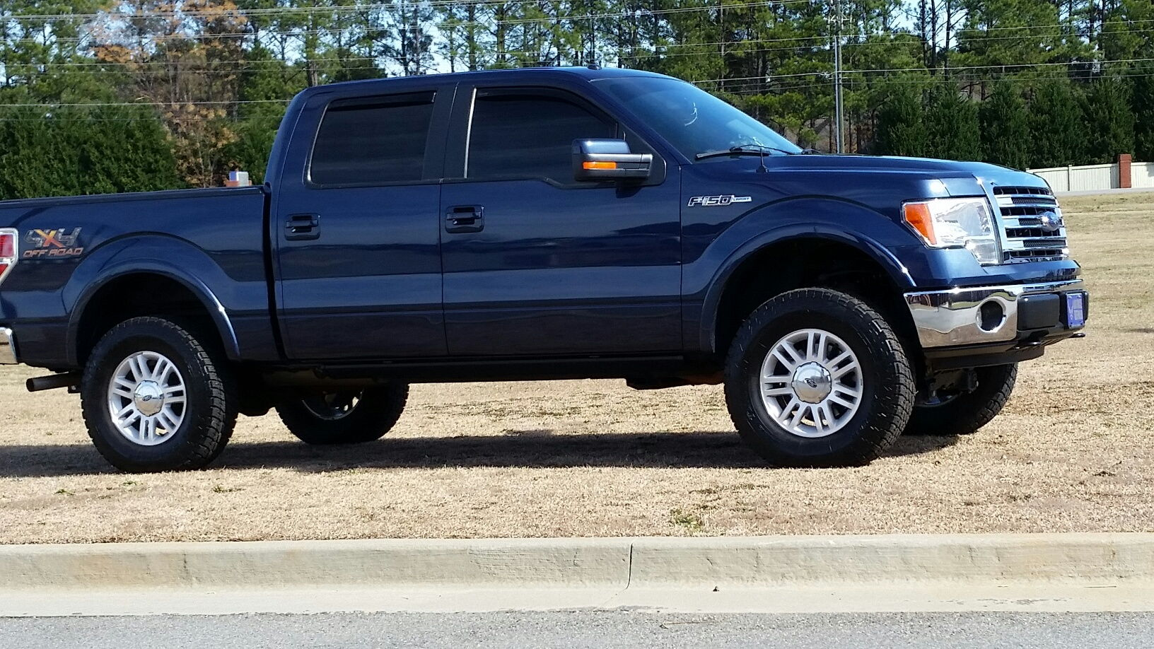 lift tire size questions ford f150 forum community of ford truck fans. Black Bedroom Furniture Sets. Home Design Ideas