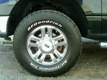 Wheel and Tires Image