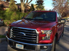 3rd F150 in a row