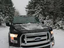 Brads 2015 Ford F150