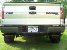 Custom bent and welded dual exhaust with Emco Extreme Cherry Bomb with Silverline tips