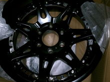 New rims Moto Metal 961's 18x10