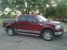 new truck 2004 lariat