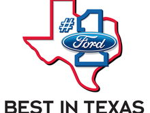 Ford is the best in Texas!