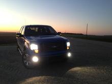 2011 Blue Flame FX4 5.0L