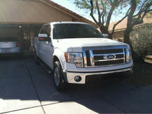 2011 lariat screw
