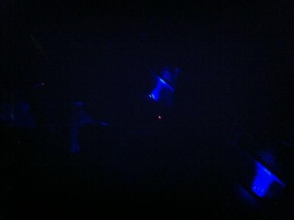Back LEDs