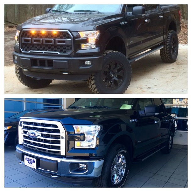 Ford F150 Forum >> 2017quot Raptor Mock Grill For Sale 2015 2016 Ford F150