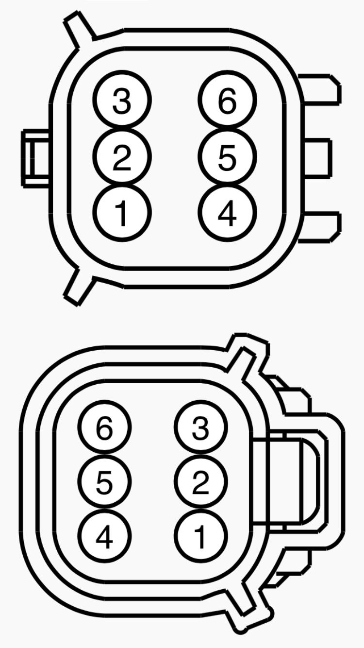2013 f150 front bumper diagram