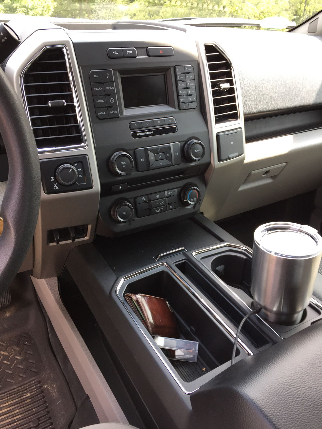 Jump Seat To Console Swap F150online Forums