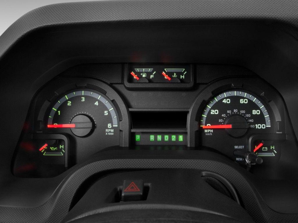 Extra Info On Odometer Gauge  Like Mpg  Remaining Fuel