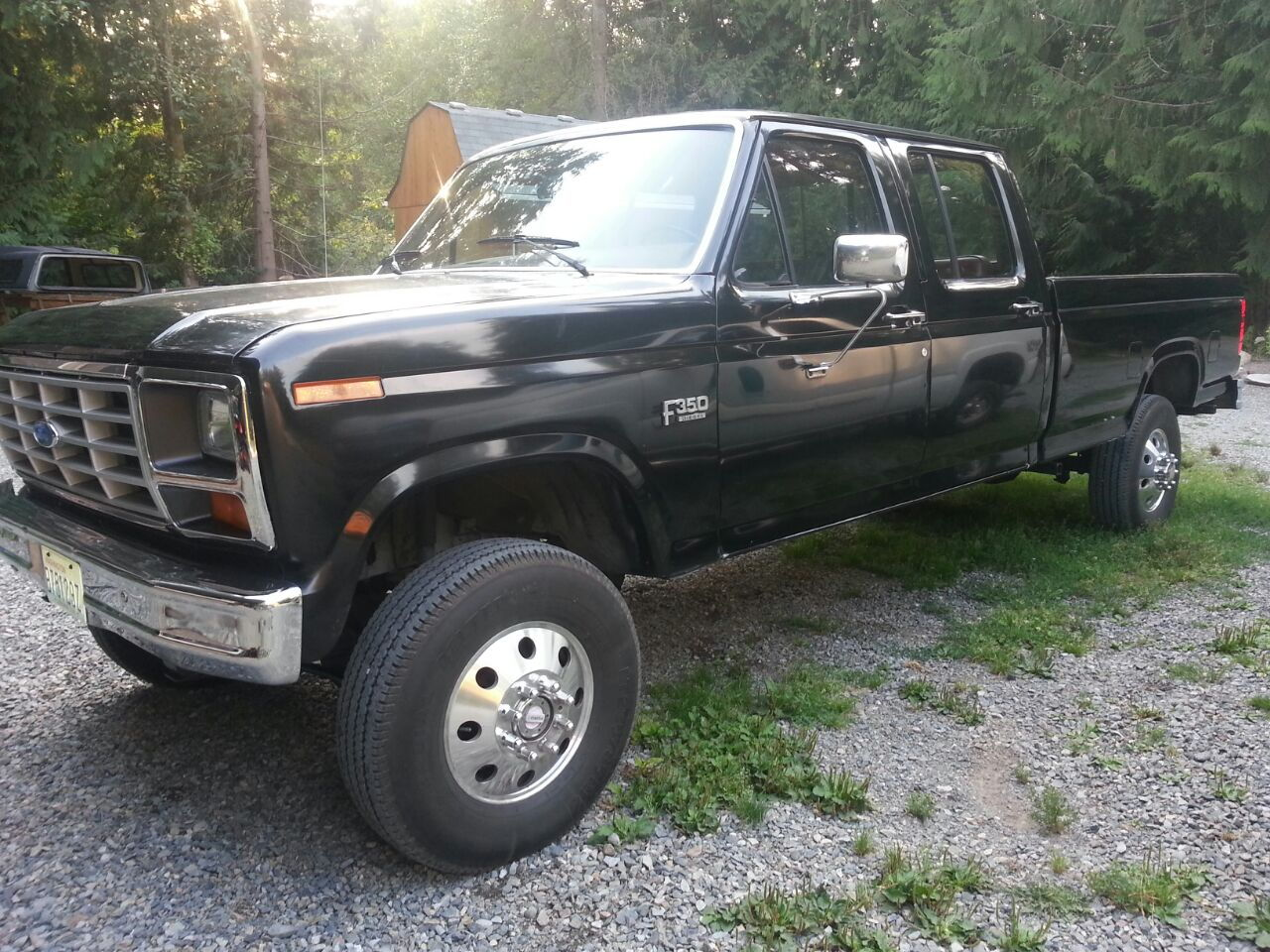 1986 6 9l f350 crewcab upgrades ford truck enthusiasts forums