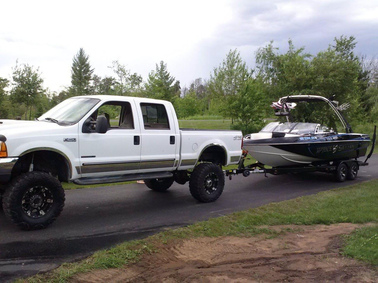 "6"" or 8"" lift comparison, post pics please - Ford Truck ..."