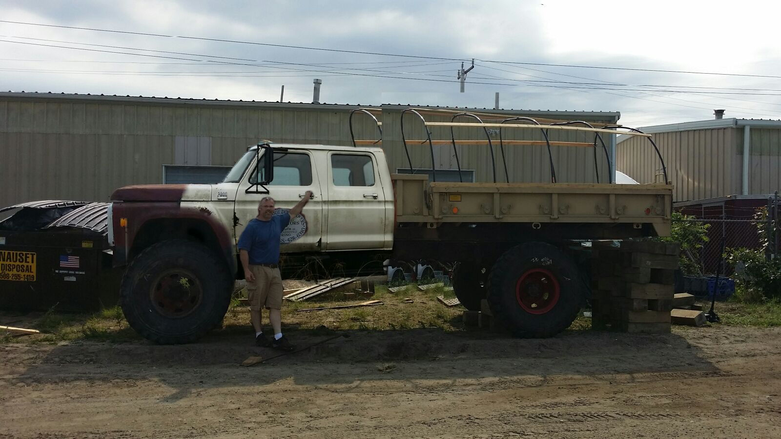 F600 4x4 6door build ford truck enthusiasts forums