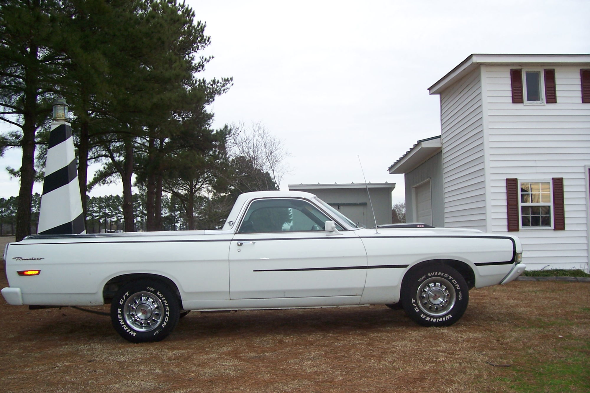 68 ford ranchero pictures ford truck enthusiasts forums. Black Bedroom Furniture Sets. Home Design Ideas