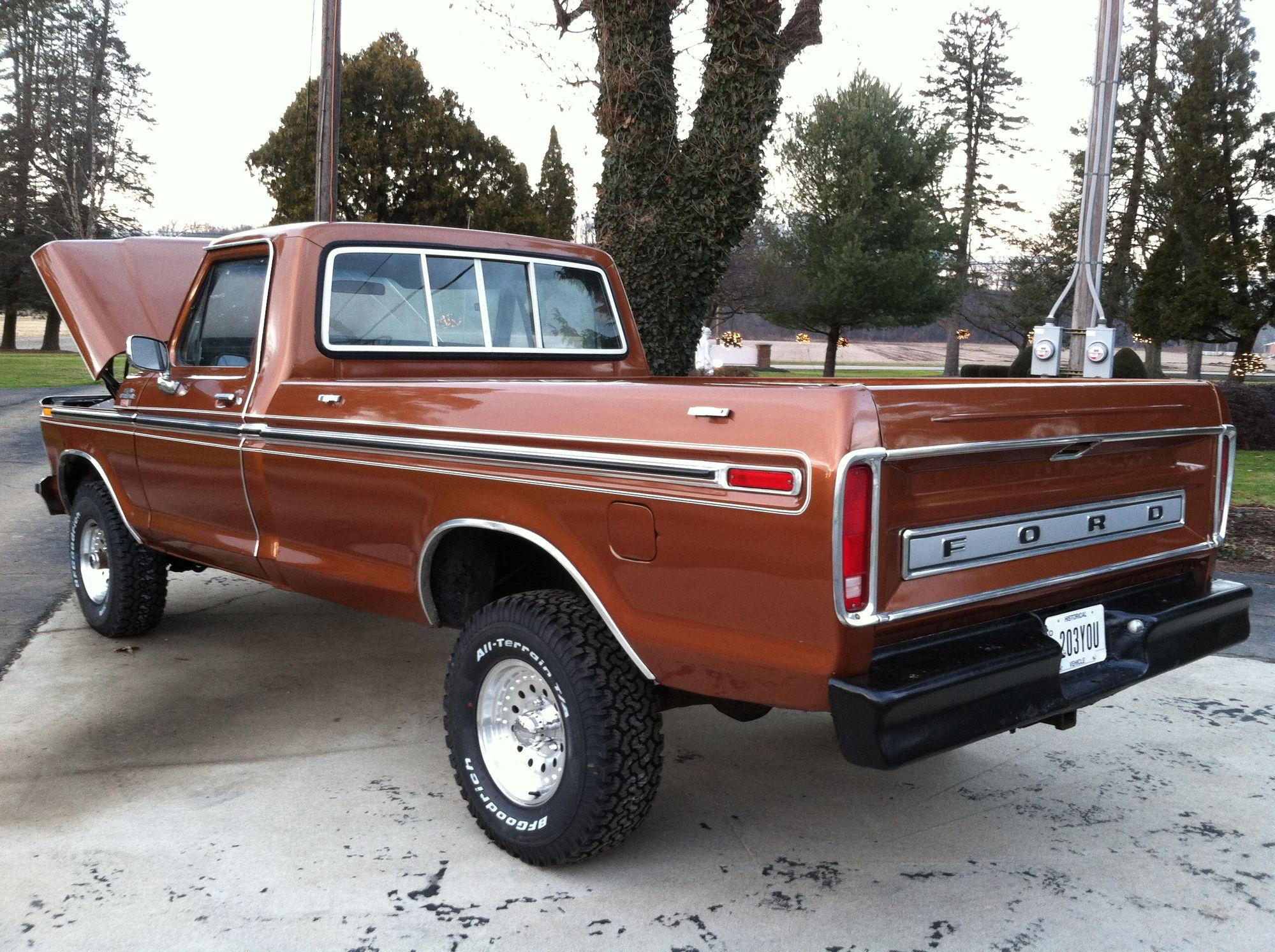 What 4x4 Should I Keep 1978 F150 1977 F250 Ford Truck