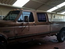 my 87 f350 crew cab with 6.9 diesel