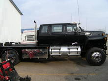 Ford F 800 1