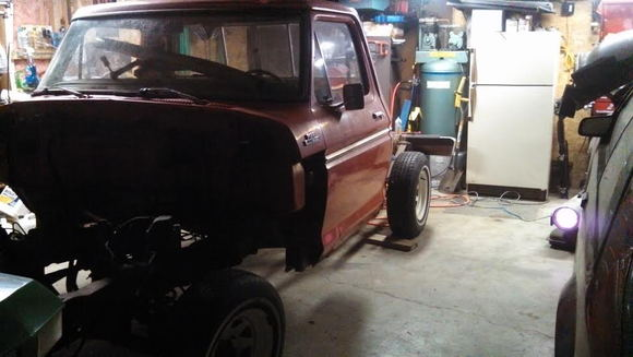 78 shortbox 4x2
