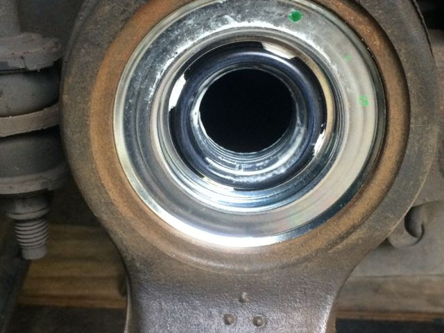 Outer axle shaft seal page 3 ford truck enthusiasts forums