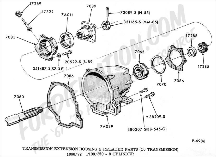 C6 Mystery Gasket Ford Truck Enthusiasts Forums