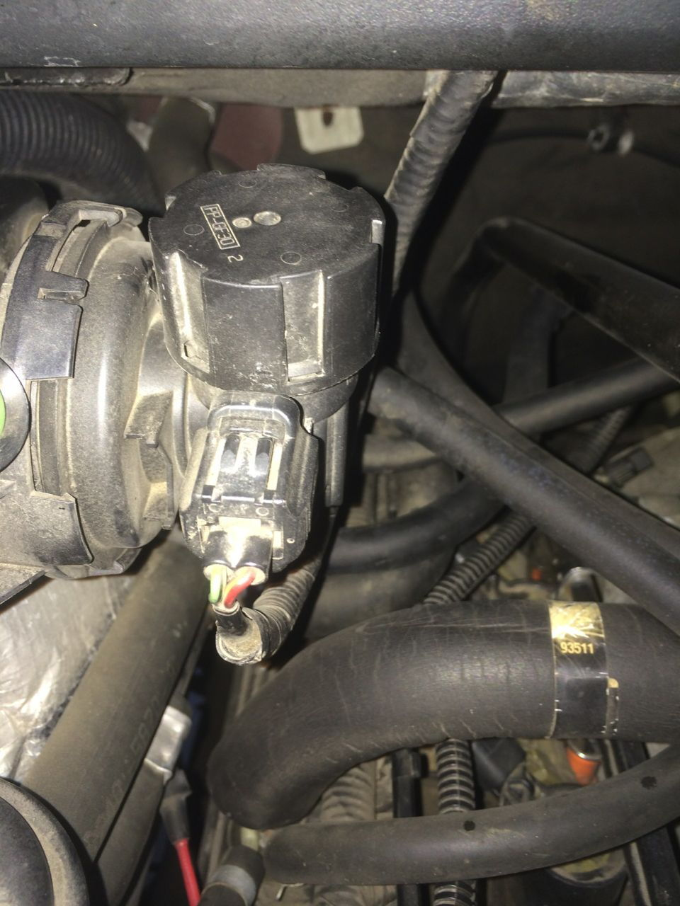 2001 Chevy Suburban Front Suspension Diagram moreover 96 Tahoe Wiring Diagram together with Vacuumhoses likewise Z24i fuel injection additionally Watch. on canister purge valve 1997 chevy