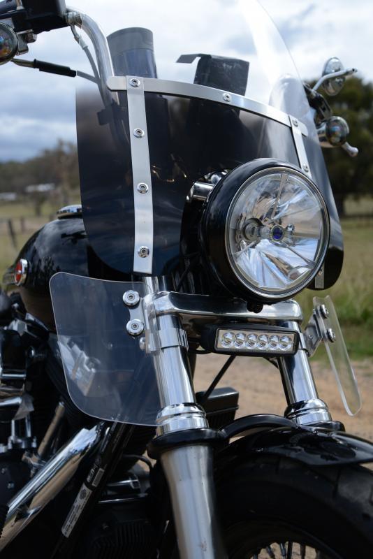 Led Light Bars Harley Davidson Forums