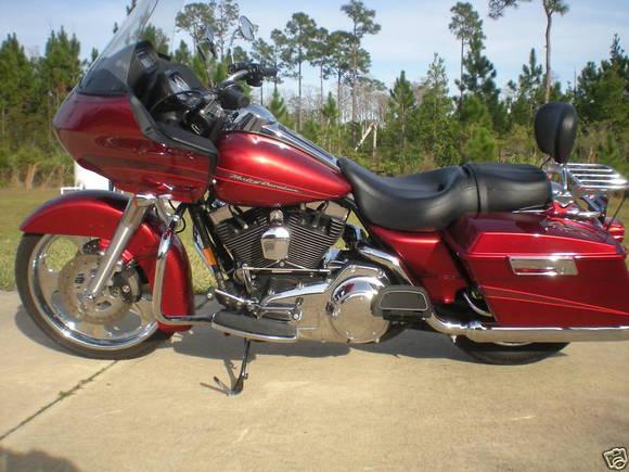 2008 road glide