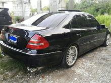 E500 project car