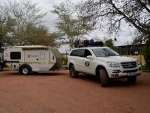 Durban South Africa to Botswana Overland Trip
