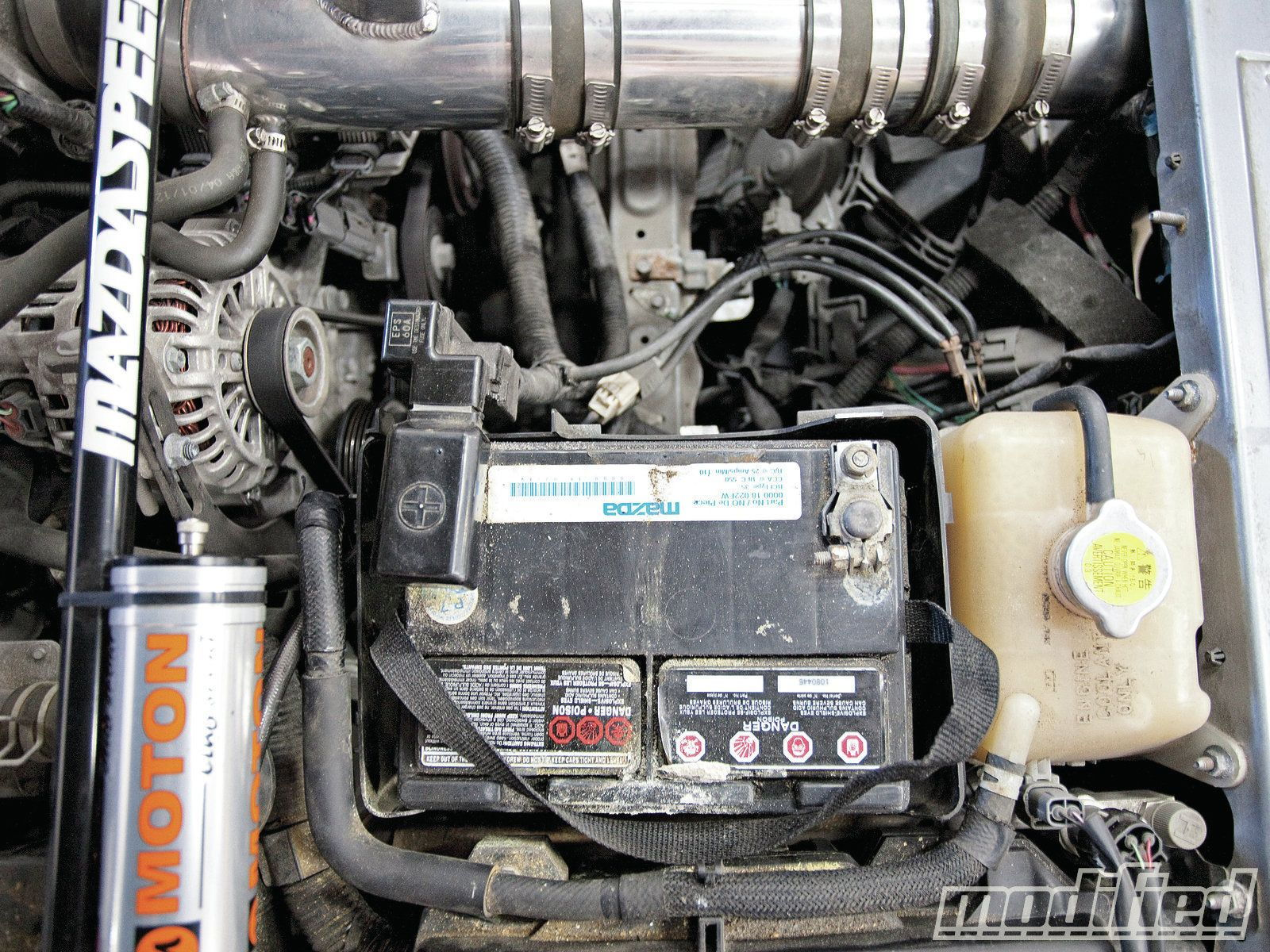 Intake Air System Problem Electricity Breakdown
